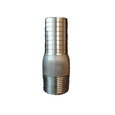 """2"""" STAINLESS STEEL MALE ADAPTER"""