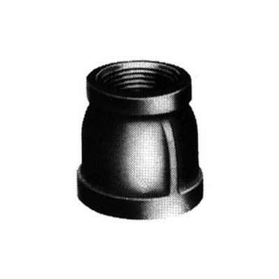 "1"" X 3 / 4"" NO-LEAD BRASS R-COUPLING"