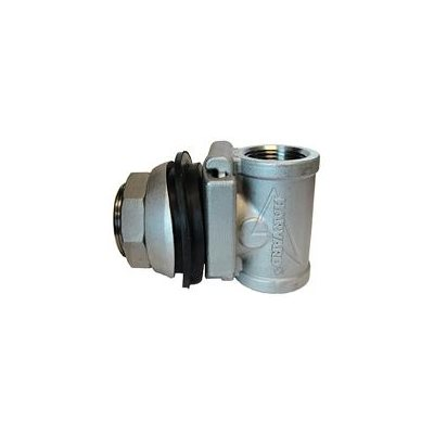 """1"""" PITLESS ADAPTER - STAINLESS STEEL"""