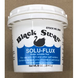 8 OZ. SOLU-FLUX PASTE