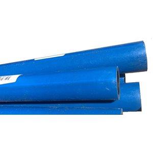 """1 / 2"""" X 10' BLUE PEX TUBING - STRAIGHT"""