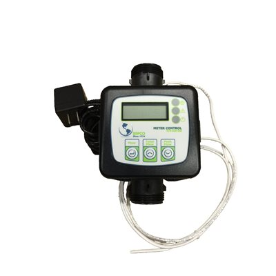 """1"""" INLINE METER w / MTR CONT & 28"""" w / 4-20mA CORD"""