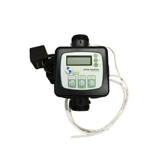 "1"" INLINE METER w / MTR CONT & 28"" w / 4-20mA CORD"