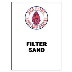 FILTER SAND (.45-.55mm) 100#