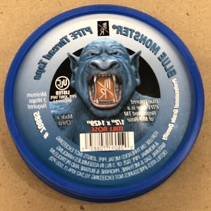 "TAPE - BLUE MONSTER - 1 / 2"" X 1429'"