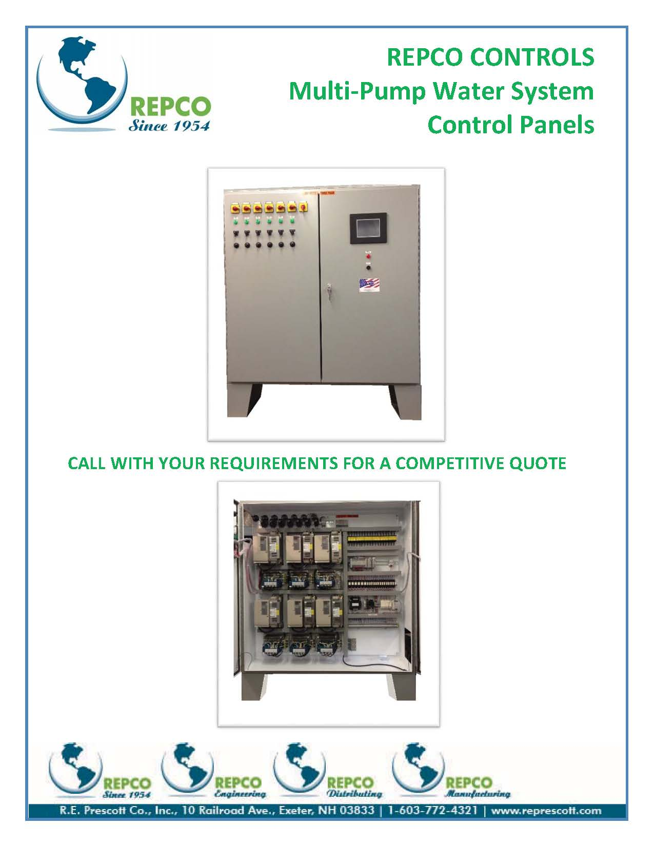 REPCO Controls_Call for quote